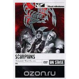 Scorpions: Unbreakable World Tour 2004 Концерты