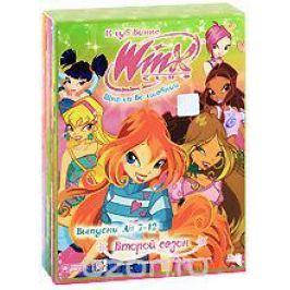 WINX Club: Школа волшебниц: Второй сезон. Выпуски 7-12 (6 DVD) Мультипликационные сериалы
