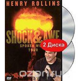Henry Rollins: Shock And Awe (DVD + CD) Концерты