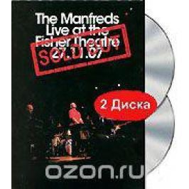 The Manfreds: Sold Out - Live At The Fisher Theatre (2 DVD)