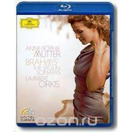 Anne-Sophie Mutter / Lambert Orkis: Brahms - The Violin Sonatas (Blu-ray)