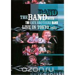 The Band With The Cate Brothers Band: Live In Tokyo 1983 Концерты
