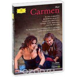 Bizet, Yannick Nezet-Seguin: Carmen (2 DVD)