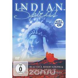 Various Artists: Indian Spirits (DVD + CD)