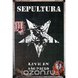Sepultura: Live In Sao Paulo (2 DVD)
