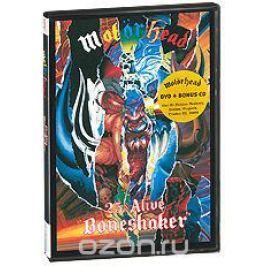 Motorhead: 25 & Alive: Boneshaker (DVD + CD)
