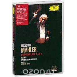 Mahler, Leonard Bernstein: Symphonies Nos. 4, 5 & 6 (2 DVD)