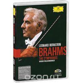 Brahms, Leonard Bernstein: The Symphonies (2 DVD)