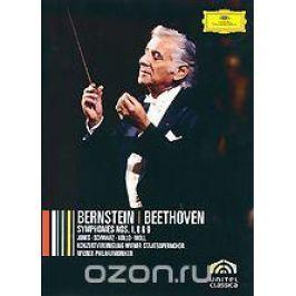 Beethoven, Leonard Bernstein: Symphonies Nos. 1, 8 & 9