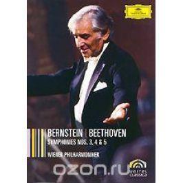 Bernstein / Ludwig Van Beethoven: Symphonies Nos. 3, 4 & 5