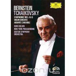 Tchaikovsky, Leonard Bernstein: Symphonies Nos. 4 & 5 Концерты
