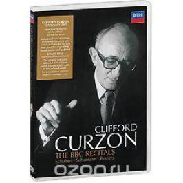Clifford Curzon: The BBC Recitals (DVD + CD) Концерты
