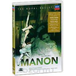 Massenet: Manon (2 DVD)