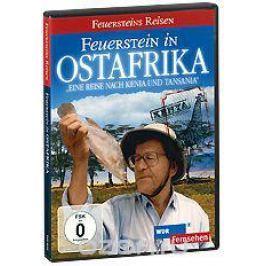 Feuersteins Reisen: Feuerstein In Ostafrika