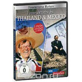 Feuersteins Reisen: Feuerstein in Thailand & Mexico (2 DVD)