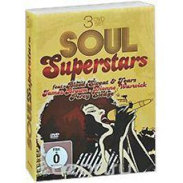 Soul Superstars (3 DVD)