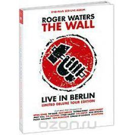 Roger Waters: The Wall Live In Berlin - Limited Deluxe Tour Edition (DVD + 2 CD)
