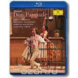 Anna Netrebko: Donizetti: Don Pasquale (Blu-ray)