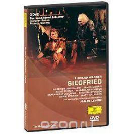 Wagner, James Levine: Siegfried (2 DVD)