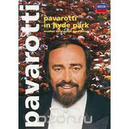 Luciano Pavarotti In Hyde Park