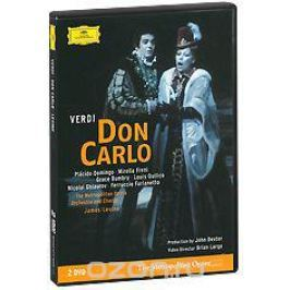 Verdi, James Levine: Don Carlo