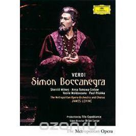 Verdi, James Levine: Simon Boccanegra