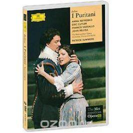 Anna Netrebko - Bellini: I Puritani (2 DVD)