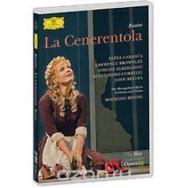 Rossini, Maurizio Benini: La Cenerentola (2 DVD)