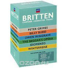 Britten: Composer / Conductor / Pianist (7 DVD)