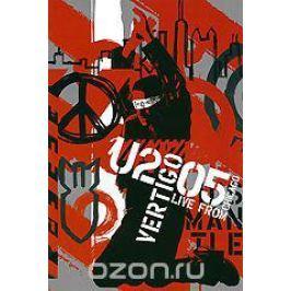 U2: Vertigo 2005 - Live From Chicago