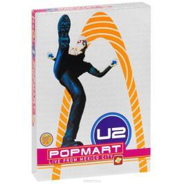 U2 Popmart: Live From Mexico City (2 DVD)