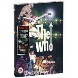 The Who: Maximum R&B Live (2 DVD)