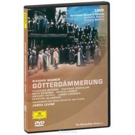 Wagner, James Levine: Gotterdammerung (2 DVD)