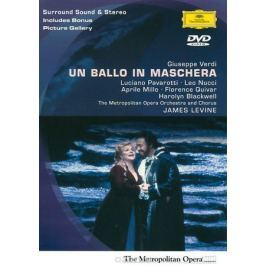 Verdi, James Levine: Un Ballo In Maschera