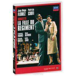 Donizetti, Juan Diego Florez, Patrizia Ciofi: La Fille Du Regiment (2 DVD)