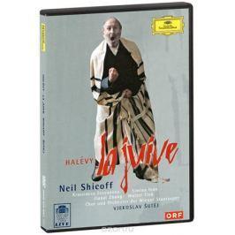 Halevy, Neil Shicoff, Vjekoslav Sutej: La Juive (2 DVD)