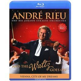 Andre Rieu: And The Waltz Goes On (Blu-ray)