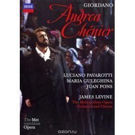 Giordano, James Levine: Andrea Chenier