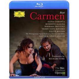 Bizet, Yannick Nezet-Seguin: Carmen (Blu-ray) Театральные постановки