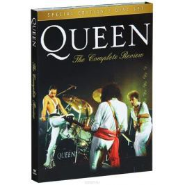 Queen: The Complete Review (2 DVD)