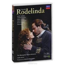 Handel, Harry Bicket: Rodelinda (2 DVD)