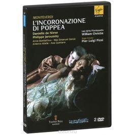 Monteverdi - L`inconorazione Di Poppea (2 DVD)