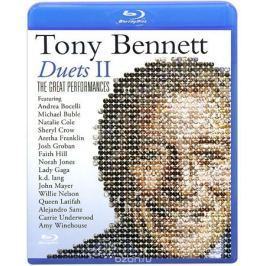 Tony Bennett: Duets II, The Great Performances (Blu-ray)