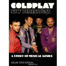 Coldplay: New Dimensions (2 DVD)