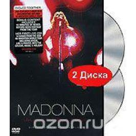 Madonna: Im Going To Tell You A Secret (DVD + CD)
