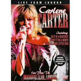 Carlene Carlton: Live From The Marquee Club, London