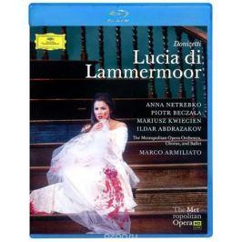 Donizetti: Lucia Di Lammermoor - Armiliato (Blu-ray)