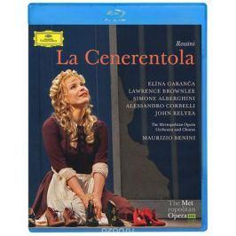 Rossini, Maurizio Benini: La Cenerentola (Blu-ray)