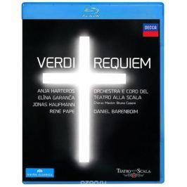 Daniel Barenboim, Verdi: Requiem (Blu-ray)
