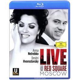 Anna Netrebko, Dmitri Hvorostovsky: Live From Red Square Moscow (Blu-ray)